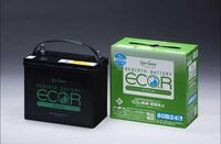 Аккумулятор ECO.R 60B24R (Япония)