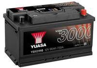 Аккумулятор YUASA YBX3110 (LB4, 80 EU)
