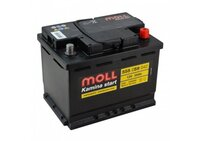 Аккумулятор Moll 55 Ah R