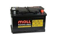 Аккумулятор Moll 74 Ah R