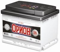 Аккумулятор ОРИОН 55