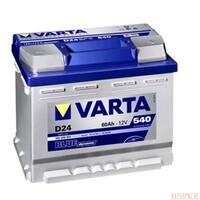 АКБ б/у Varta Blue Dynamic 60Ah