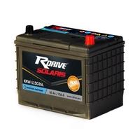 Аккумулятор RDrive SOLARIS WINTER EDITION 115D26L