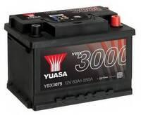 Аккумулятор YUASA YBX3075 (LB2, 60 EU)