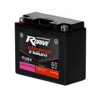 Мото аккумулятор RDRIVE eXtremal Iridium YT12B-4