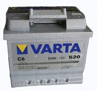 Varta Silver Dynamic 52Ah