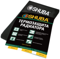 Термозащита радиатора SHUBA-S
