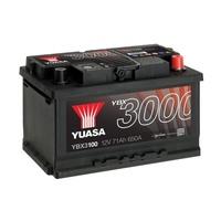Аккумулятор YUASA YBX3100 (LB3, 71 EU)