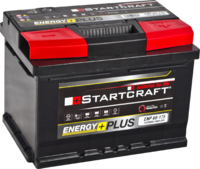 Startcraft Energy Plus 60Ah