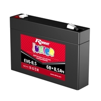 AGM аккумулятор для детских электромобилей EV6-8,5