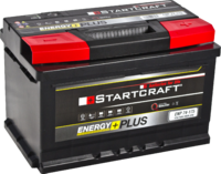 Startcraft Energy Plus 74Ah