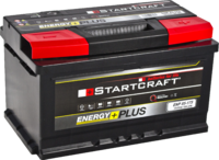 Startcraft Energy Plus 85Ah