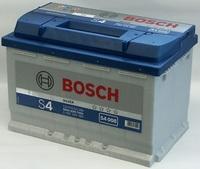 Bosch S4 008 (74 А/ч)