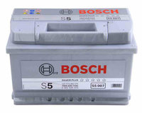 Bosch S5 007 (74 А/ч)