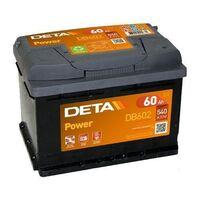 DETA Senator3 DB602 (60 А·ч)