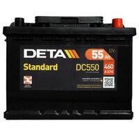 DETA Senator3 DC550 (55 А·ч)