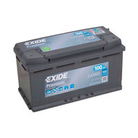 АКБ б/у Exide Premium EA1000 (100 А/ч)