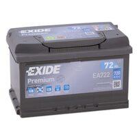 Exide Premium EA722 (72 А/ч)