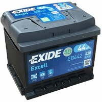 Exide Excell EB442 (44 А/ч)