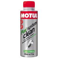 Присадка - очиститель Motul FUEL SYST CLEAN MOTO
