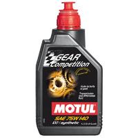 Масло Motul  Gear Competition 75W140 трансмиссионное