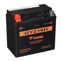 Мотоаккумулятор YUASA GYZ16H (США)