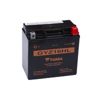 Мотоаккумулятор YUASA GYZ16HL (США)