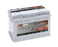 RDrive PHANTOM POWER SMF 75Ah