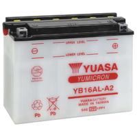 Мотоаккумулятор YUASA YB16AL-A2