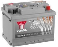 YUASA 60Ah (YBX5075)