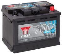 YUASA 60Ah (YBX7027)EFB старт-стоп