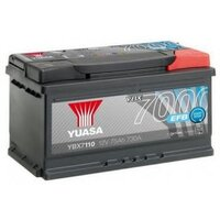 YUASA 75Ah (YBX7110)EFB старт-стоп