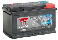 YUASA 80Ah (YBX7115)EFB старт-стоп