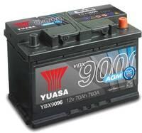 YUASA 70Ah (YBX9096) AGM