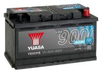 YUASA 80Ah (YBX9115) AGM