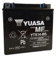 Мотоаккумулятор YUASA YTX14-BS (США)